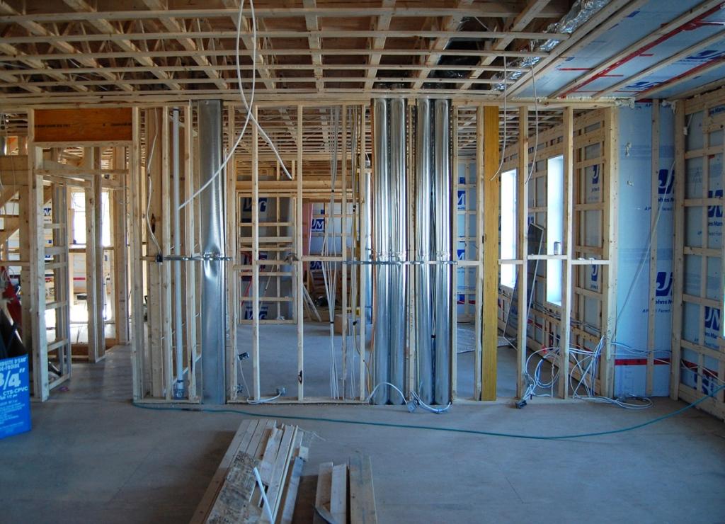 Construction Sherbrooke